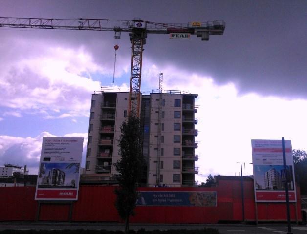 Rakennusalan Palkkalaskuri