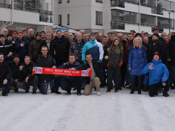 Täydennyskurssi Hämeenlinnassa helmikuussa -Artikkelikuva