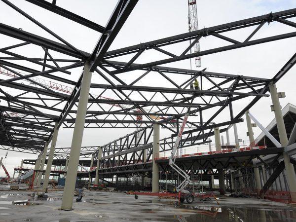 Ansiopäivärahaa sai toukokuussa yli 8 000 rakentajaa -Artikkelikuva