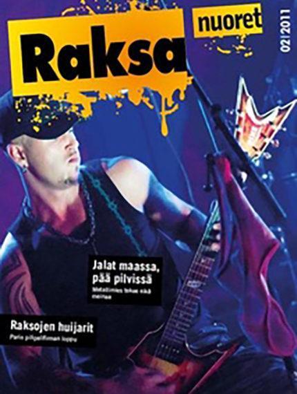 2/2011: Raksanuoret -lehden kansikuva