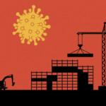 10 prosenttia rakentajista altistunut töissä koronalle Artikkelikuva
