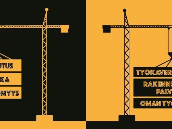 Kiinnostaako rakennusala tarpeeksi? -Artikkelikuva